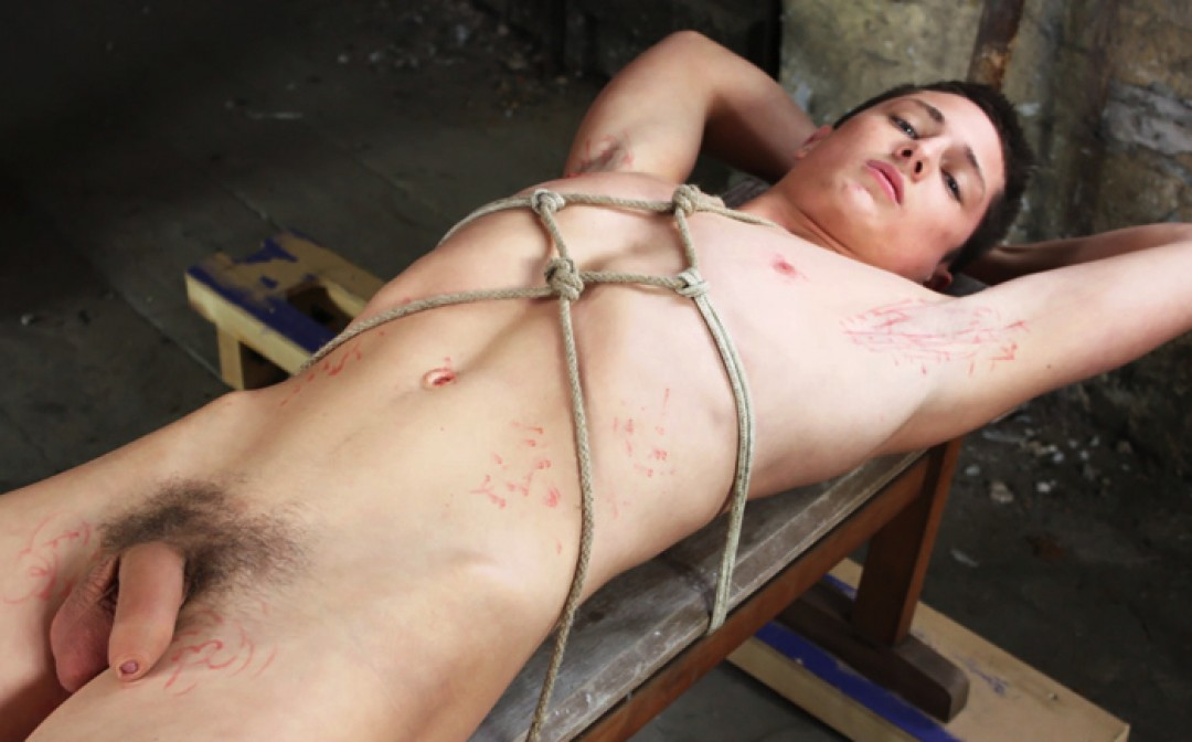 Kenzie Gets Tickle Tortured!