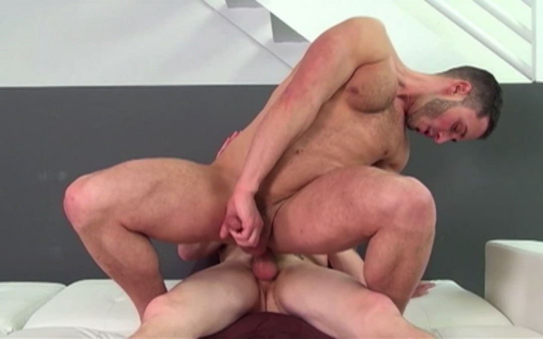 Masculine, young and dying for cock