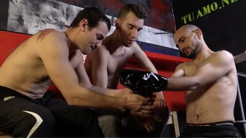 Esclave gay à panards