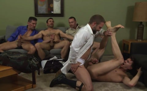 L16177 MISTERMALE gay sex porn hardcore fuck videos males hunks studs hairy beefy men 14