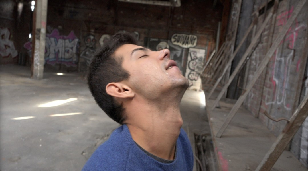 Vlad gets ass licked by Tahar, a young gay arab man. French gay porn with arab immigrants