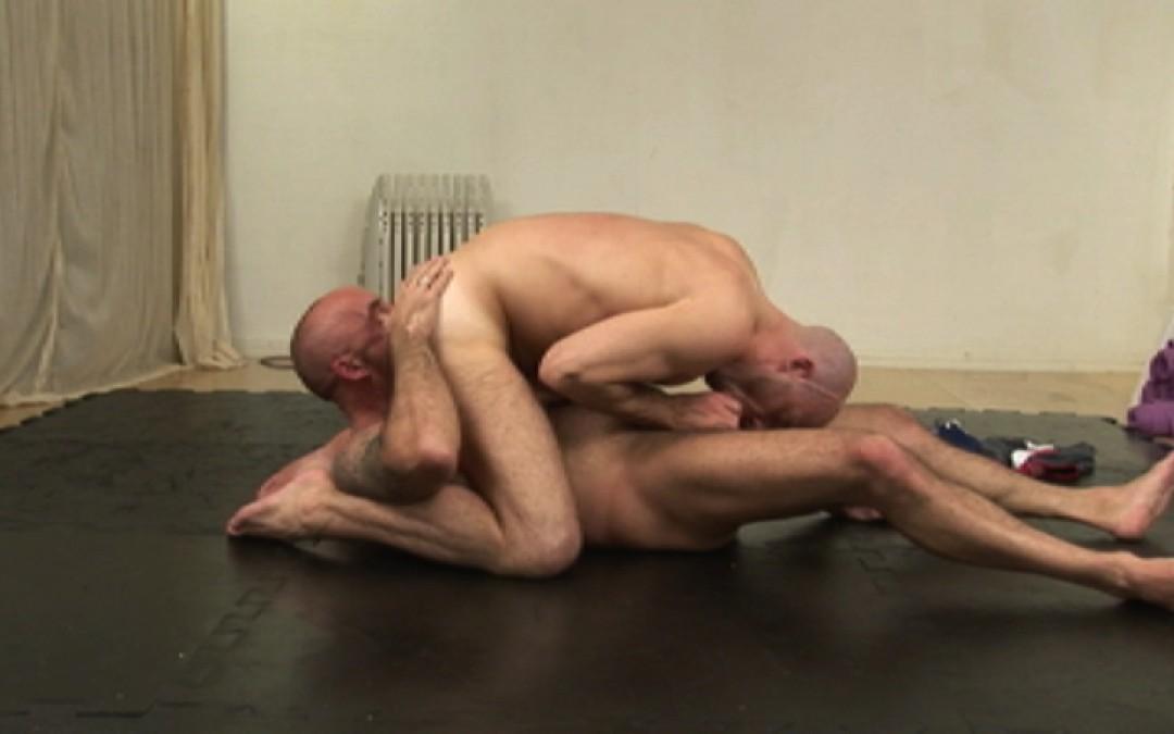 Wrestling or fucking?