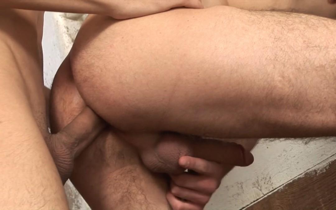 18yo Taking Bare XL Cock