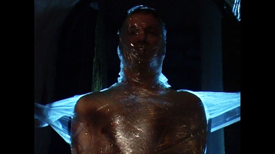 Wax and mummification play