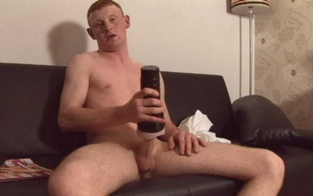 Testing masturbation device