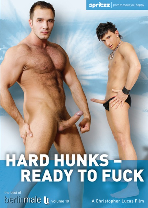 HARD HUNKS READY TO FUCK - BERLIN MALE 10