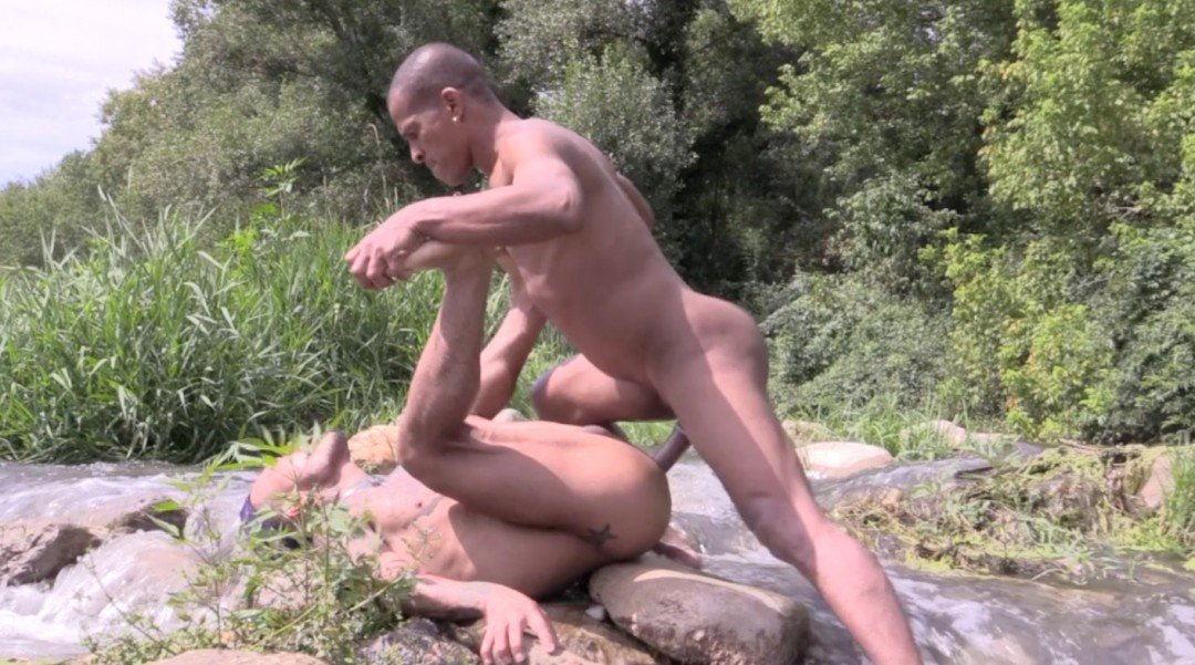 latino-boy-fucked-by-black-stud-by-the-river