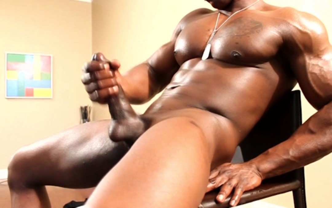 You'll love my big black dick