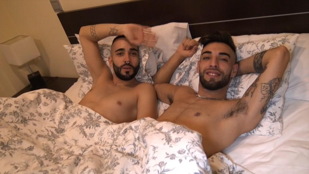 Rafa MARCO fucked by sexy arab Yah-JIL