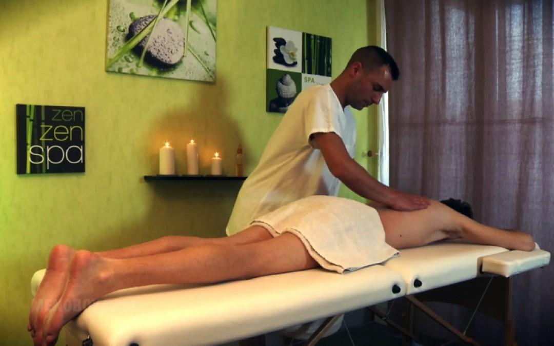 Trop bien le masseur