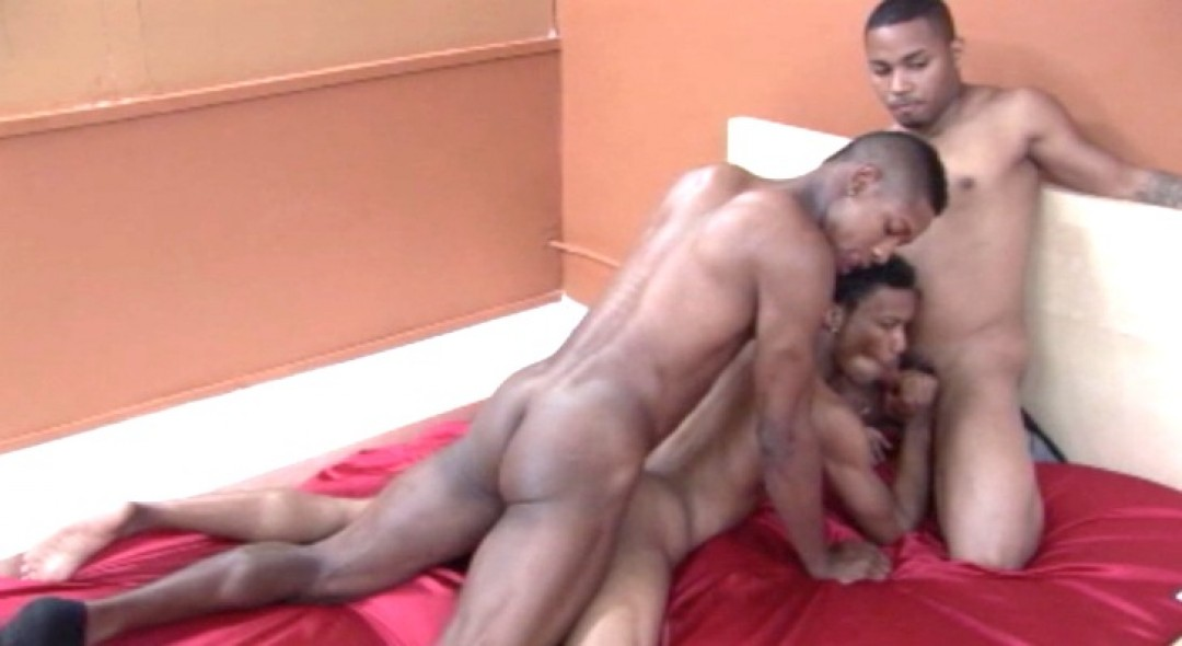 An orgy of five