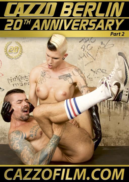 Cazzo Berlin 20th anniversary Best of - part 2