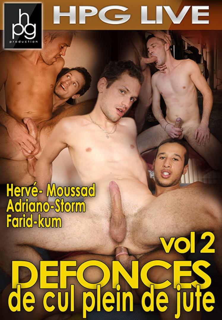 DV 4533 DEFONCES DE CULS PLEINS DE JUTE VOL2