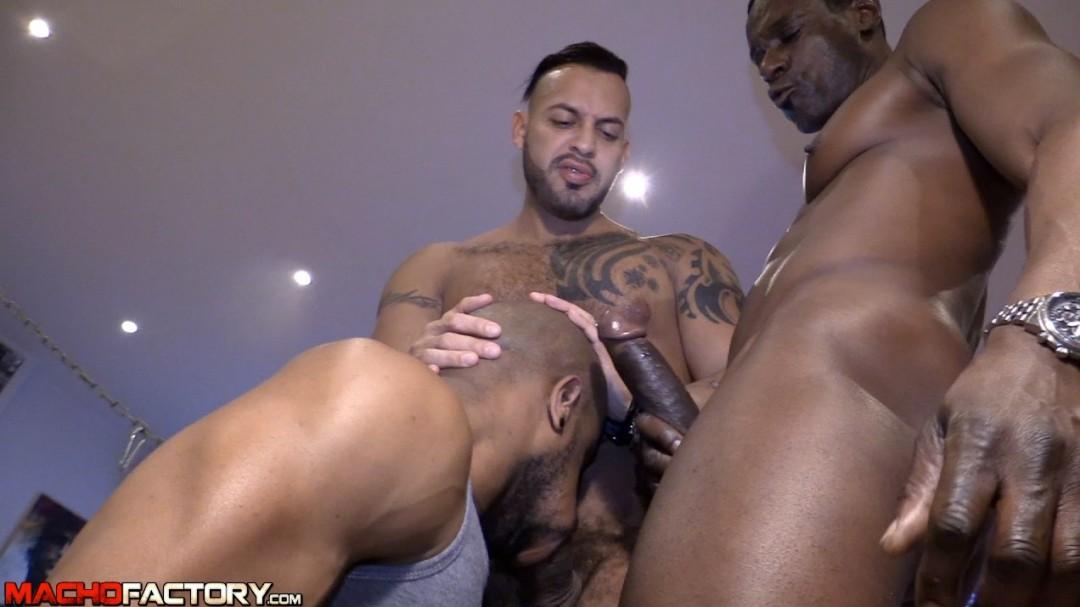 Two big dicks for happy bottom (papithugs.com)