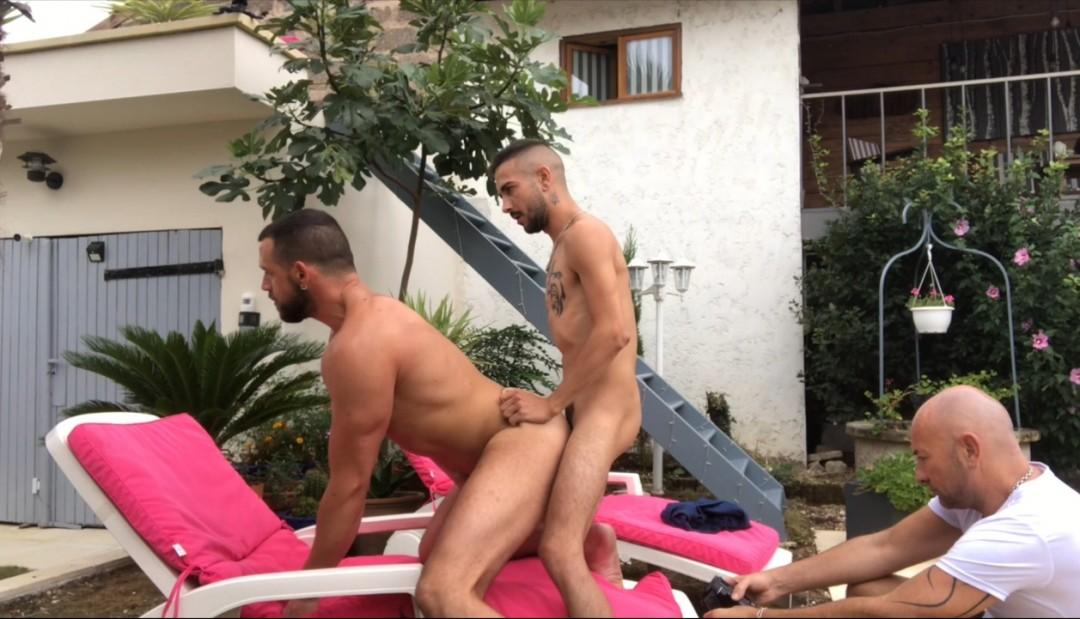 SPECIAL PORN WEBCAM SHOOT enzo RIMENEZ fucked by straigth