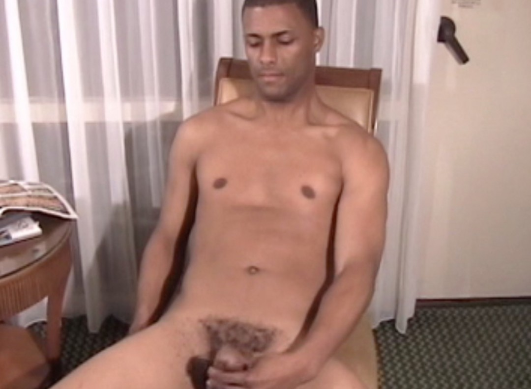 10 inches of hard latino cock