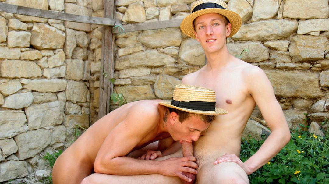 Country boys too like big dicks