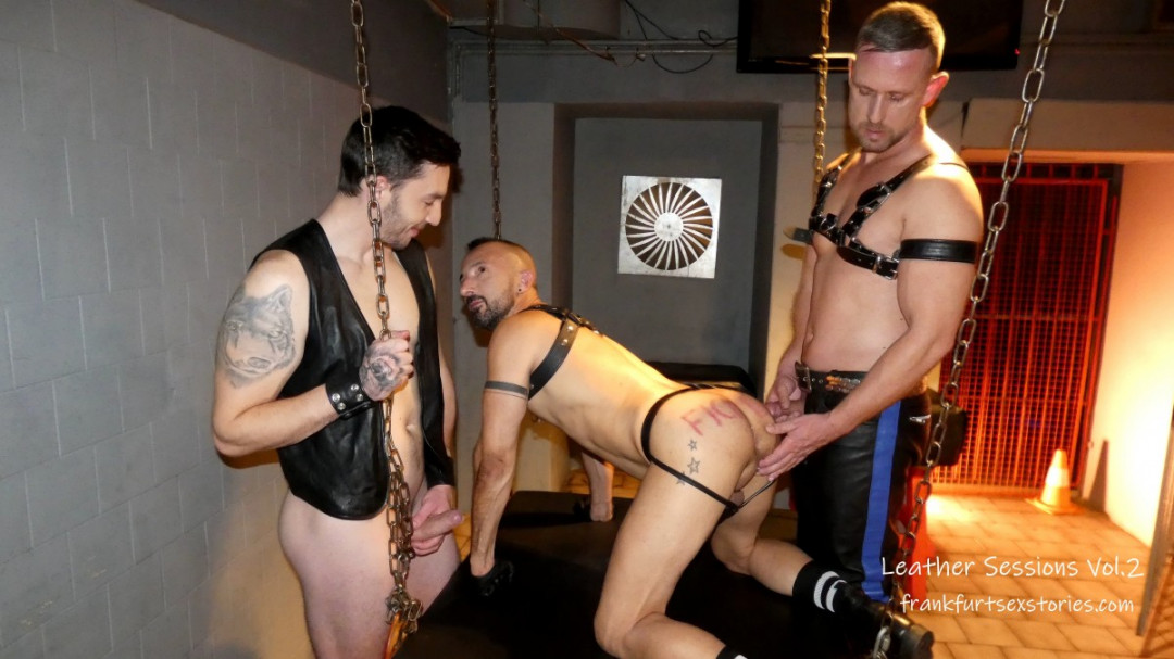 Leather Sessions Vol.2