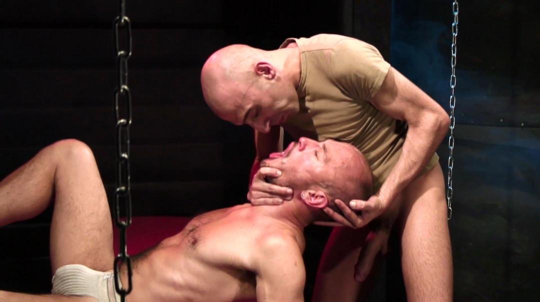 Bolded and hung gay men are fucking bareback