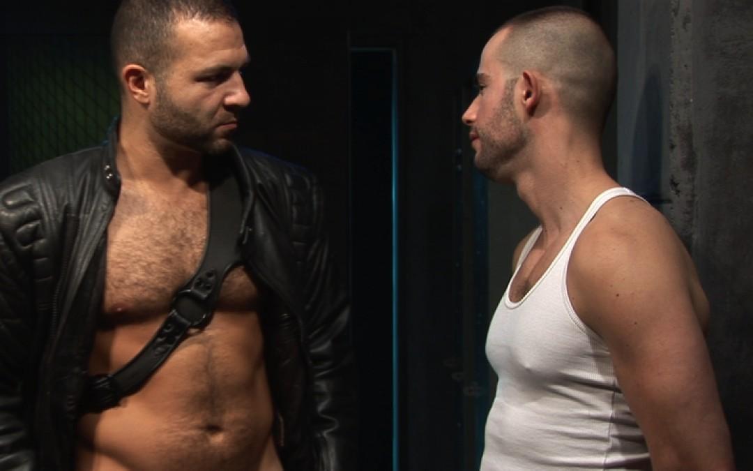 Malik TN destroys some ass in Berlin sex-club