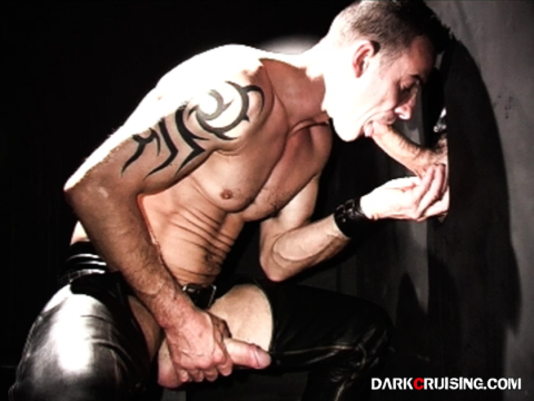 LEATHER SLAVE