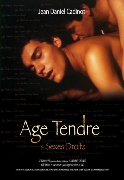 AGE TENDRE ET SEXES DROITS
