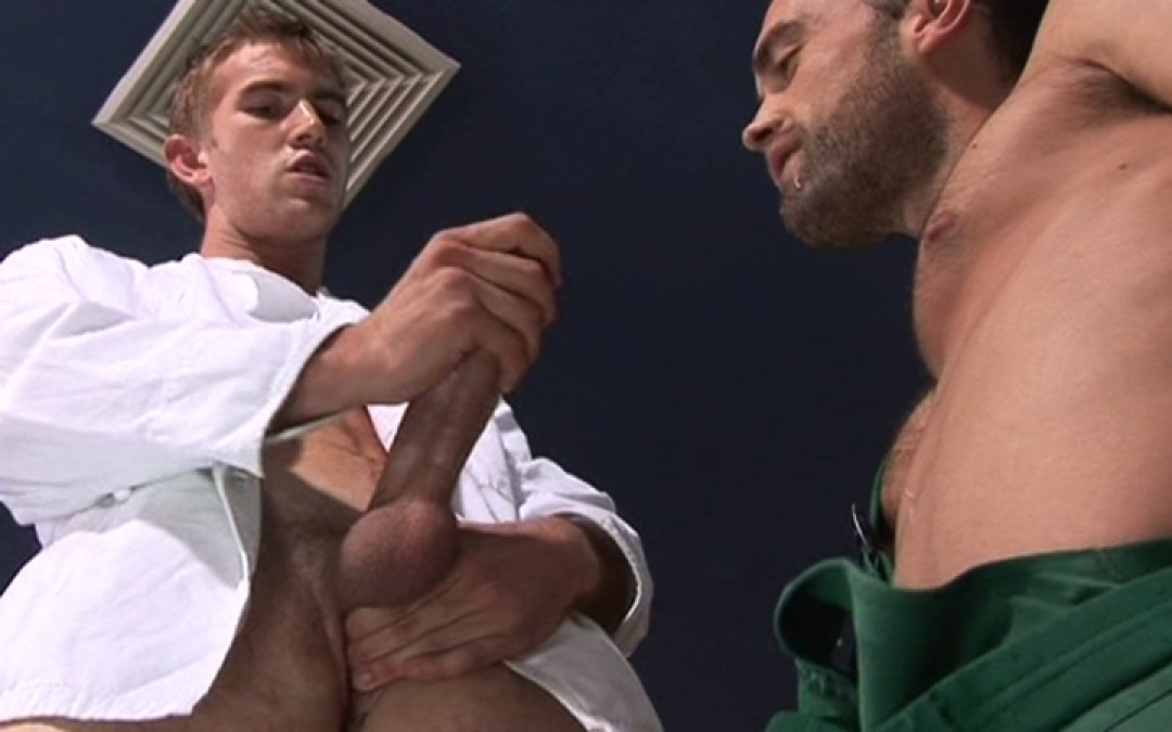 Matt Hugues, 12 inch in need of a hole!