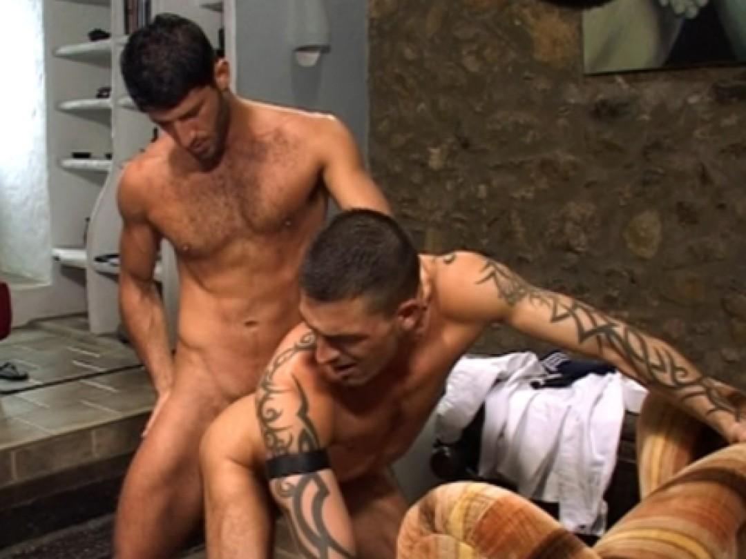 Turkish soldier on leave fucks handsome gay boy