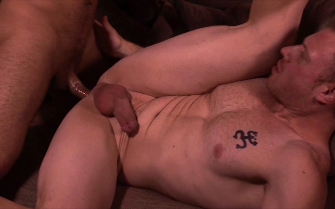 Red Headed Hunk Gets Slammed