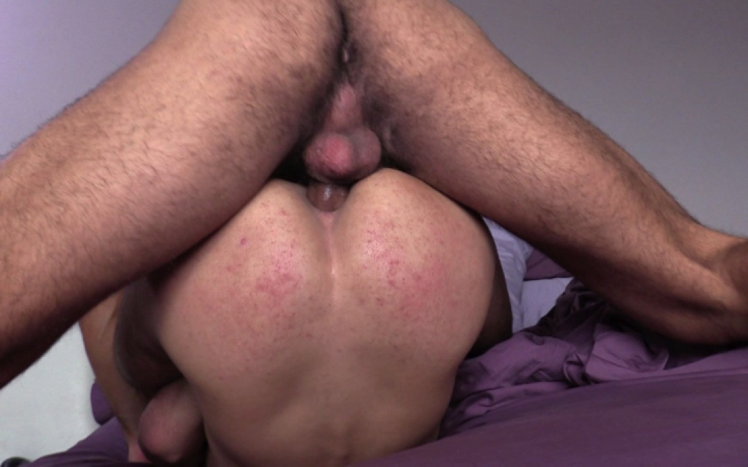 Master Gay Latino and his sexy cum-dump