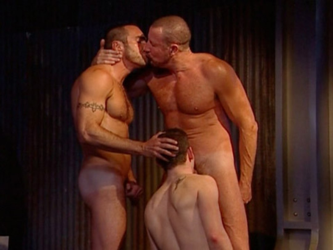 3-SOME AT THE BOILER ROOM