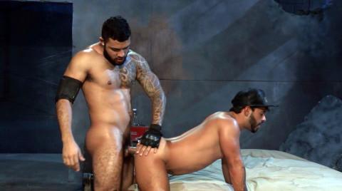 L20368 DARKCRUISING gay sex porn hardcore fuck videos bdsm hard fetish rough leather bondage rubber piss ff puppy slave master playroom 12