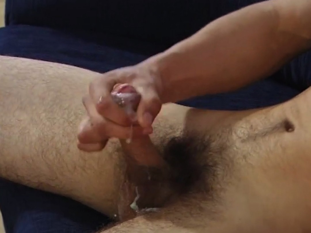 Sexy straight man's cock