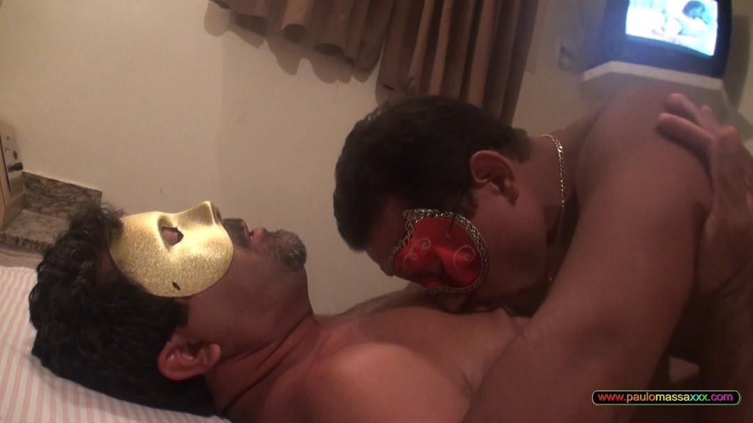 Paulo Massa 和 Gusto Vascos