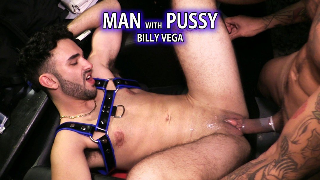 Man with Pussy - Billy Vega