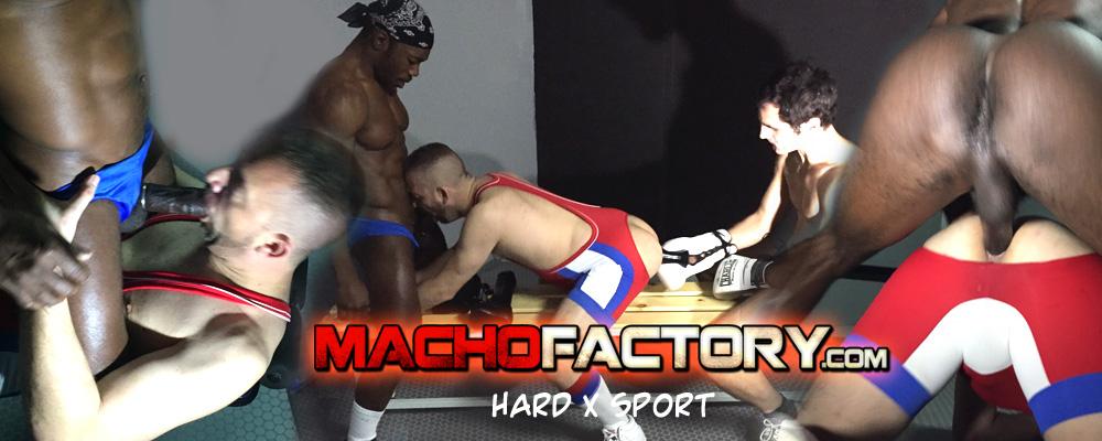 Macho Factory - Hard X Sport
