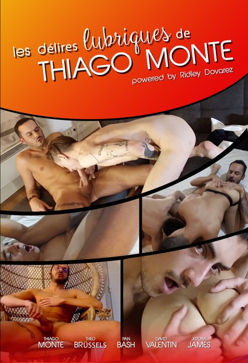 The lustful delusions of Thiago Monte
