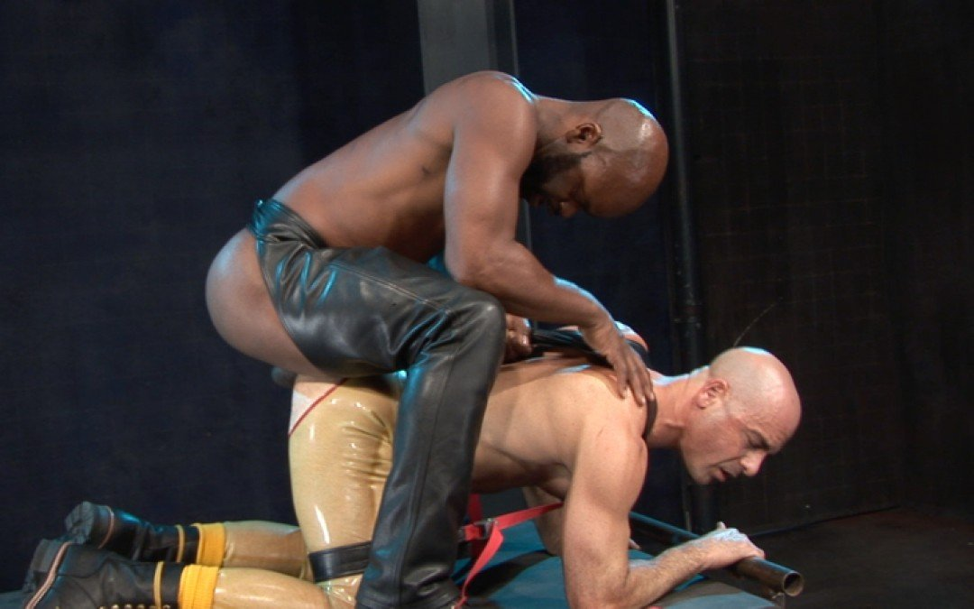 Hard punishment by Master Cutler X