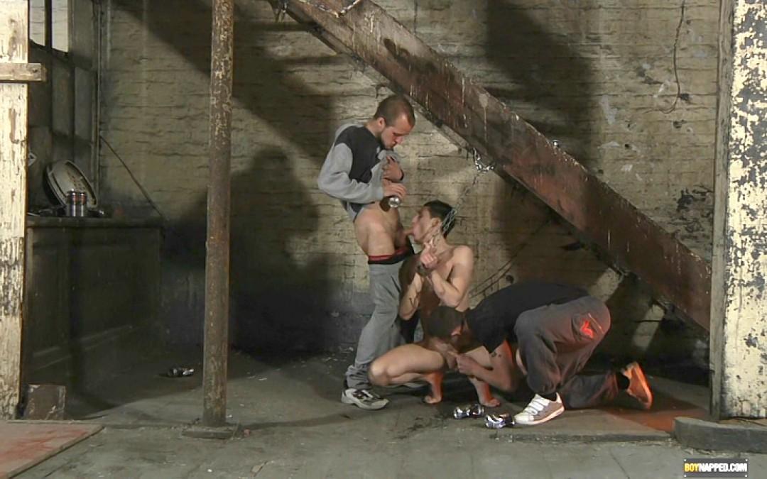 Kenzie Gets A Piss Orgy