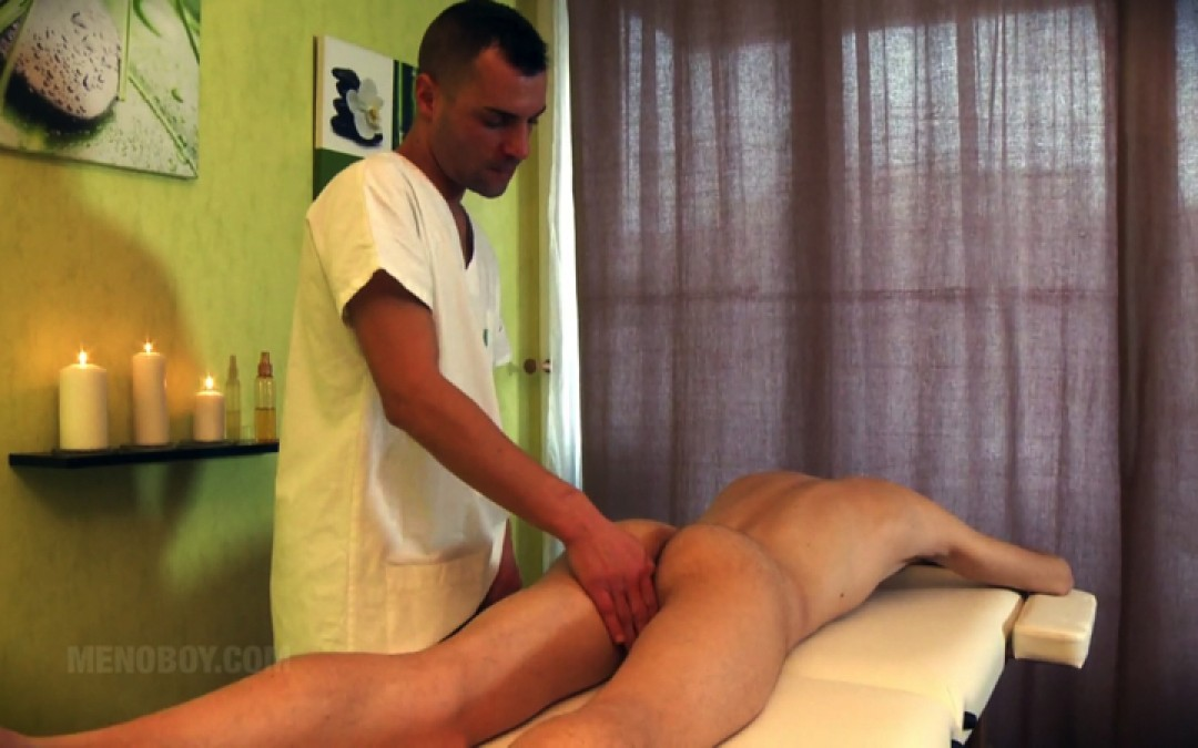 A Very Special Massage Session
