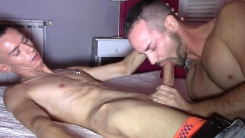 Le 1er porno de DARK PHENIX d'Angouleme
