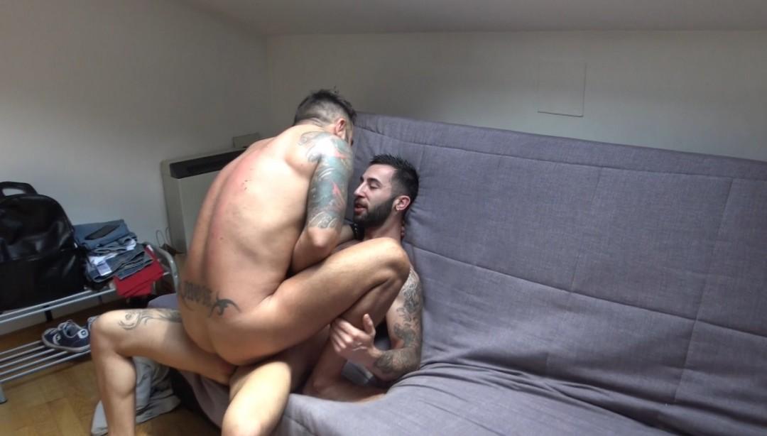 Martin Mazza fucked bareabck by Alejandro Torres