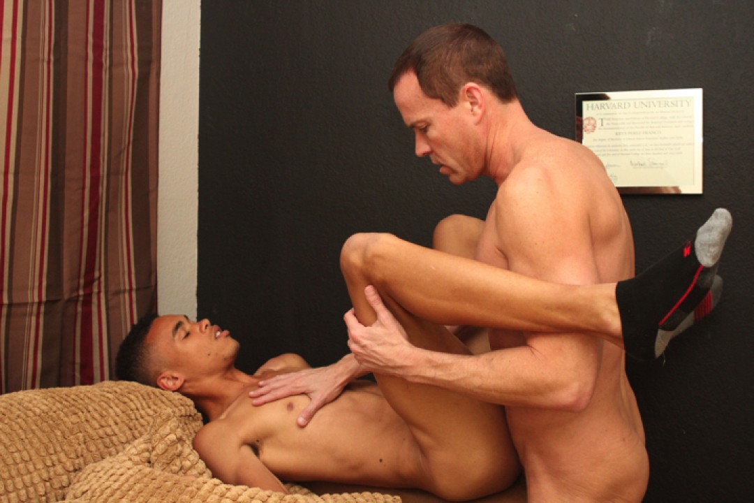 Sexual Therapy For Robbie Anthony