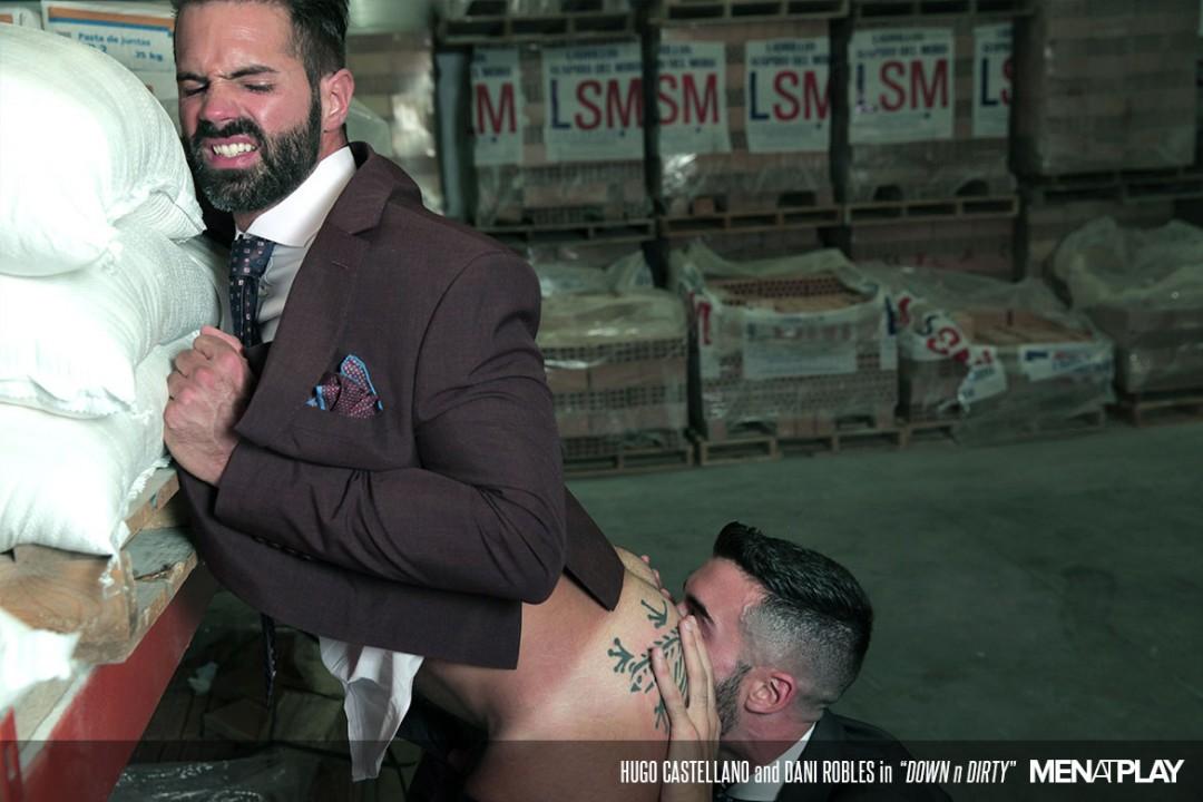 Gay secret sex in suits