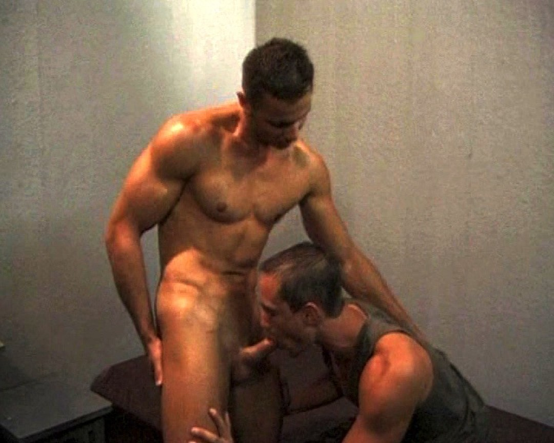 Fucked hard in a cell