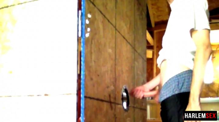 Garage Gloryhole