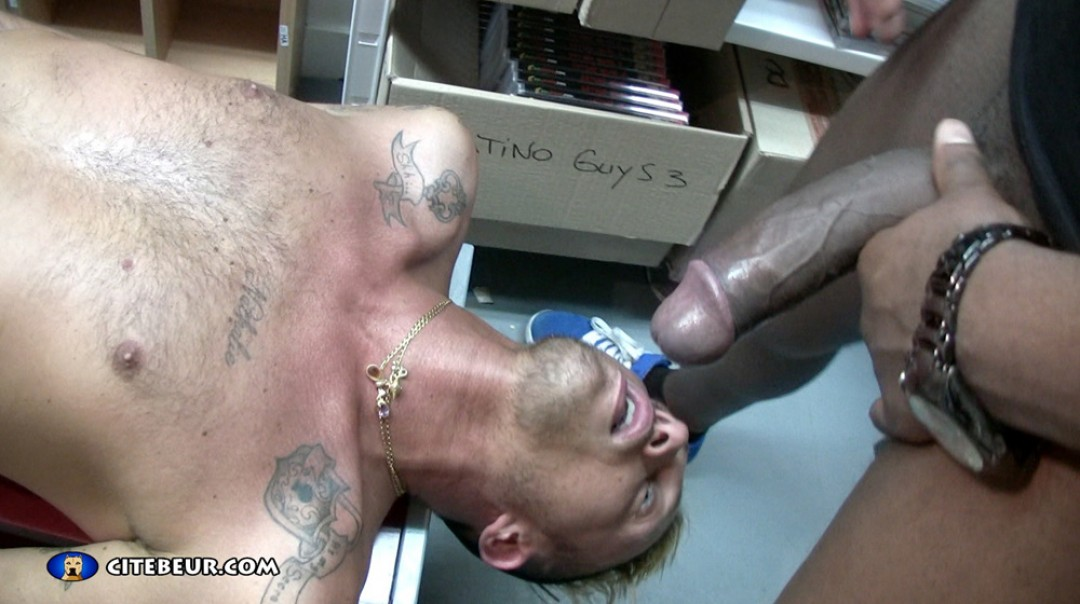 Fucked again by that big black dick
