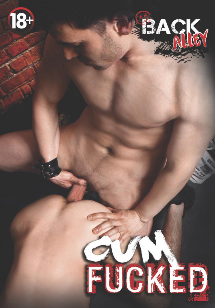 Cum Fucked   DVD inlay   copie