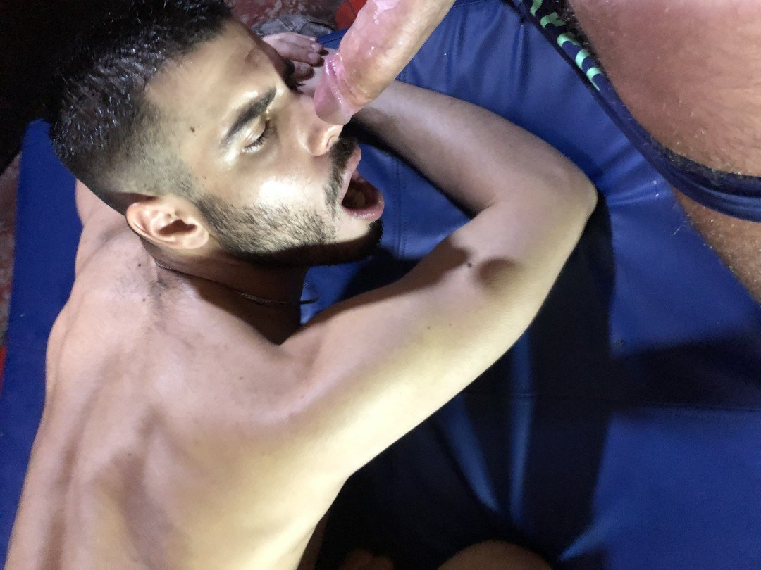 Chucho Martin fucked bareback and fisted  by KOldo GORAN and JESS ROYAN