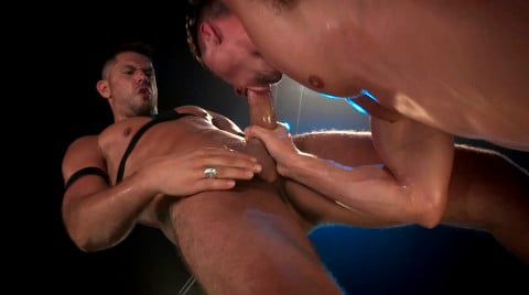 L20317 DARKCRUISING gay sex porn hardcore fuck videos bdsm hard fetish rough leather bondage rubber piss ff puppy slave master playroom 10